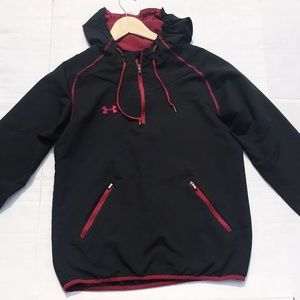 Under Armour Loose Fit All Season Gear Quarter Zip
